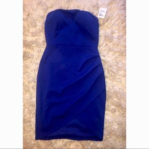 NWT Charlotte Russe Strapless Dress